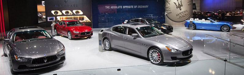 Maserati's New Trim Levels