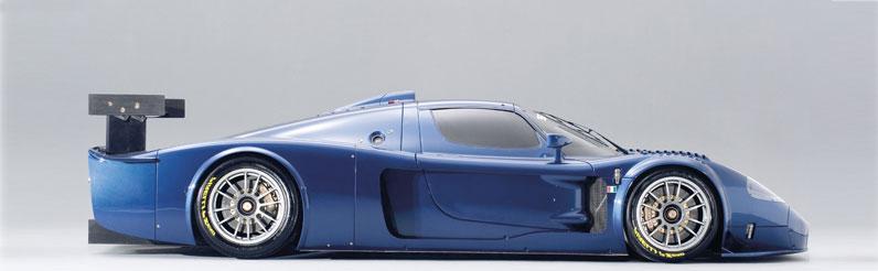 Maserati Super Car MC12 Versione Corse