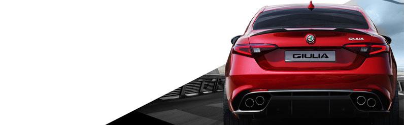New Alfa Romeo Giulia Exterior