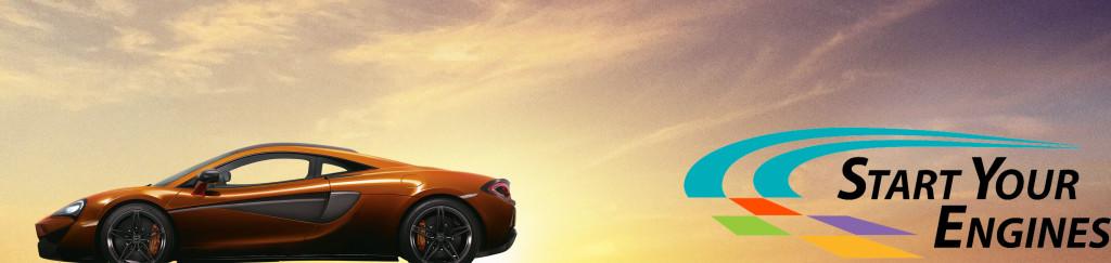 McLaren Houston Start Your Engines
