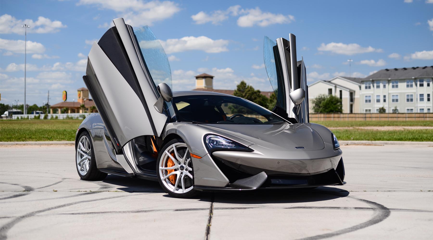 McLaren 570S Sports Series