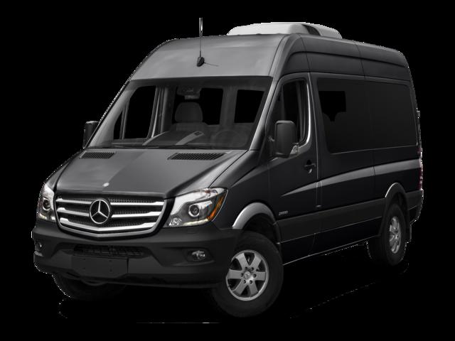 New Mercedes-Benz Van Goes to Work! | Mercedes-Benz of ...