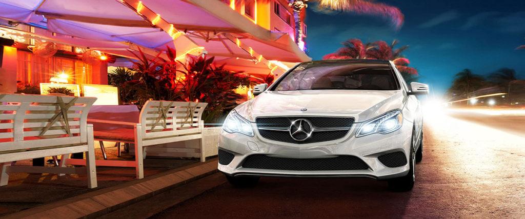 E Class Coupe Mercedes-Benz