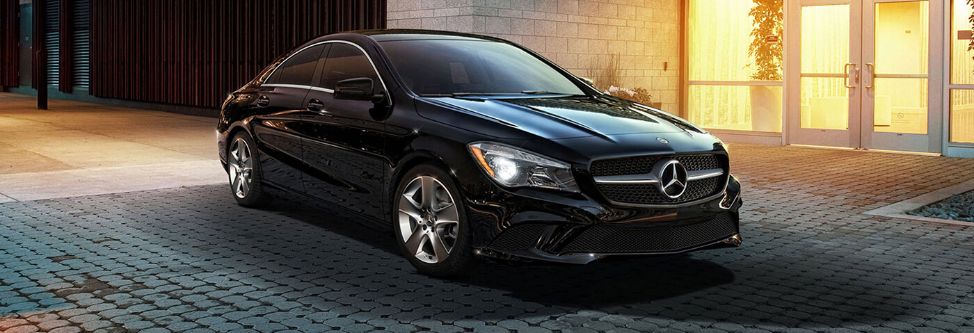 CLA 250 Sideview