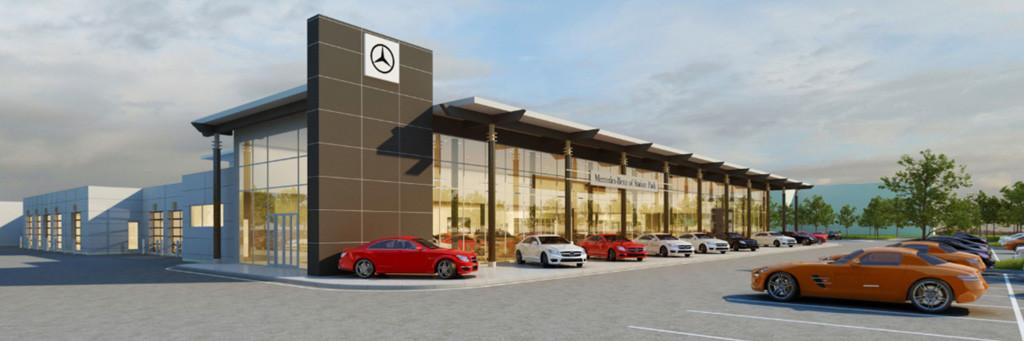 Mercedes Benz Of Farmington >> Dealership History Mercedes Benz Of Farmington