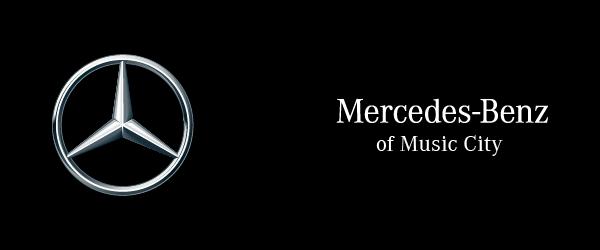 Mercedes-Benz of Music City Logo