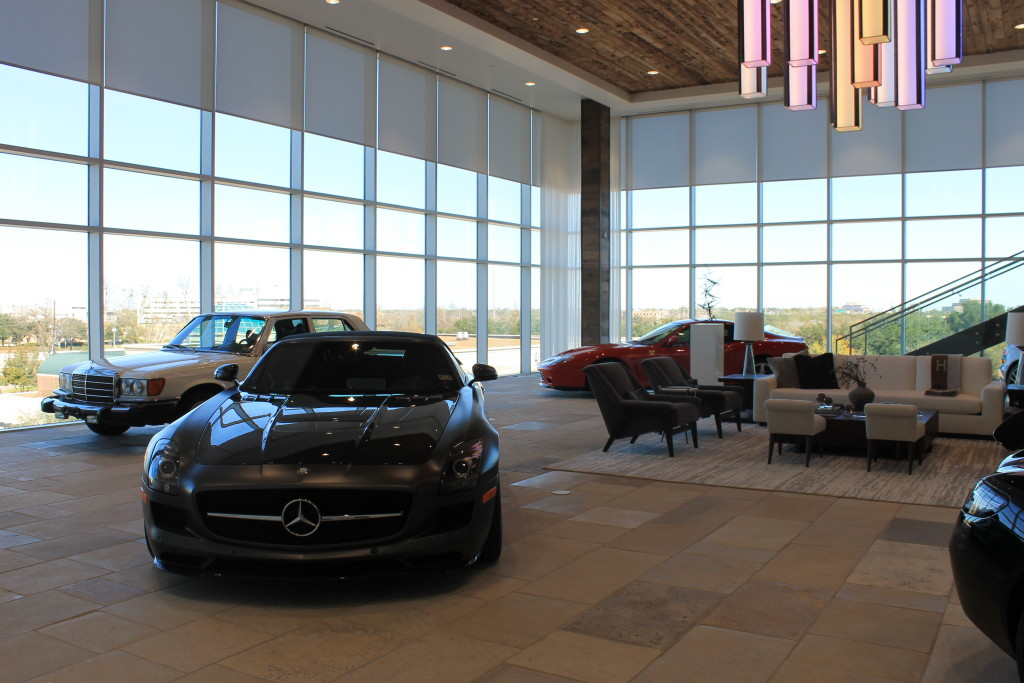 mercedes benz of sugar land 39 s transformational expansion