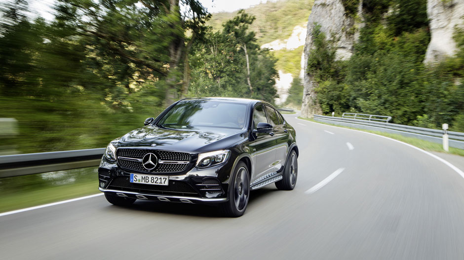 2017 amg glc43 coupe mercedes benz of sugar land for Mercedes benz of sugar land