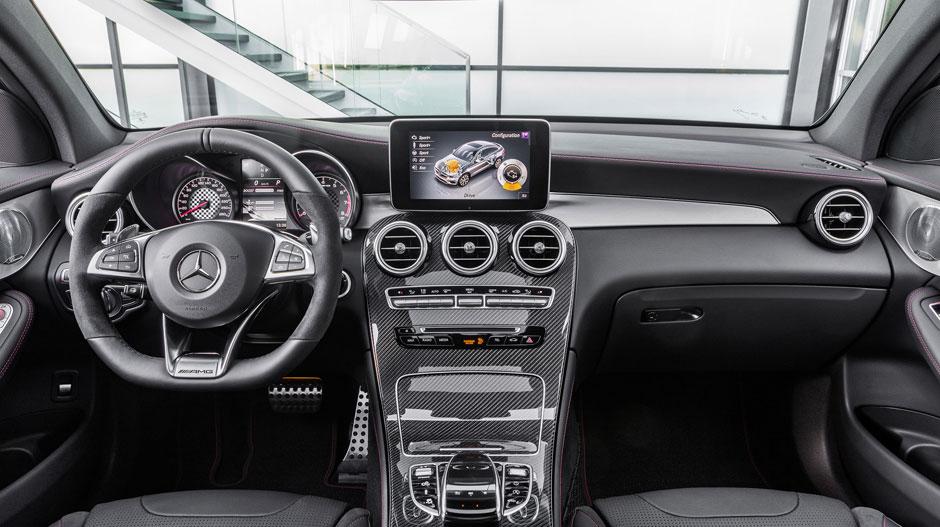 2017 GLC43 AMG Coupe