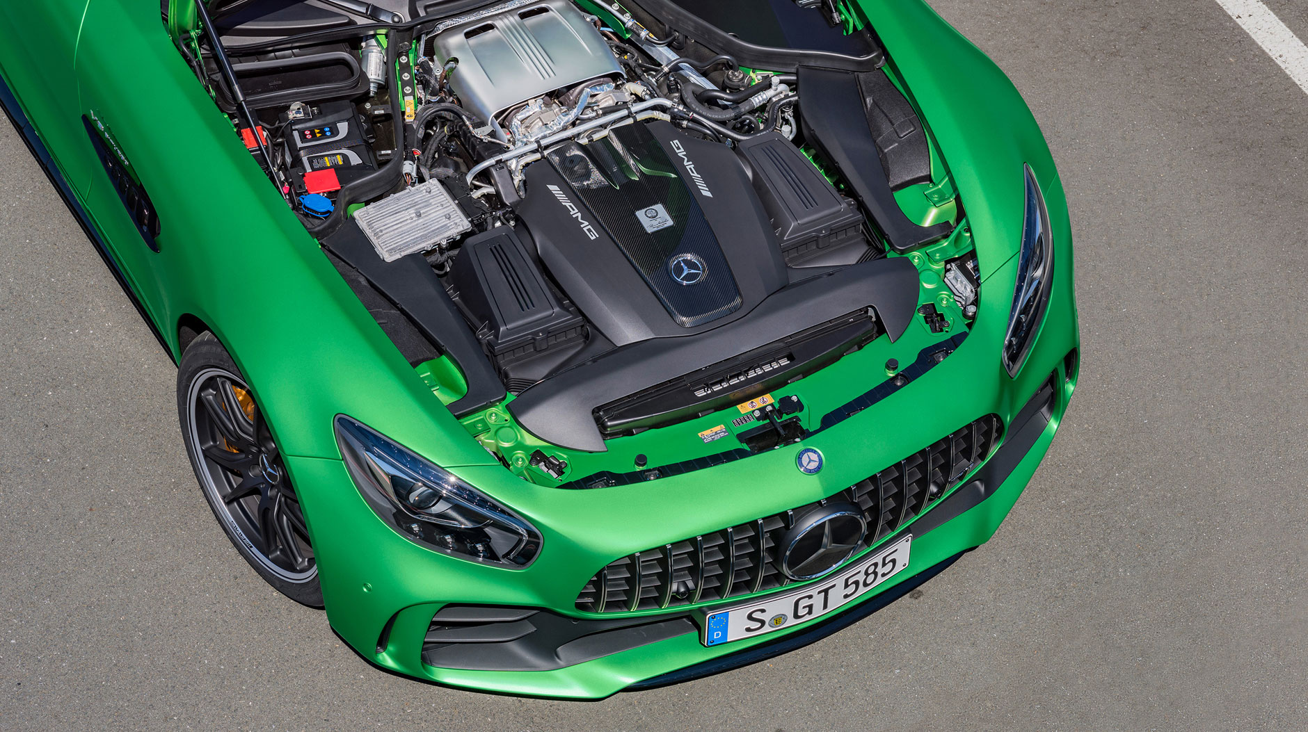 2018 AMG GT R