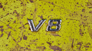 Mercedes Benz G Class Squared V8 Engine