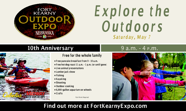 Fort Kearny Outdoor Expo