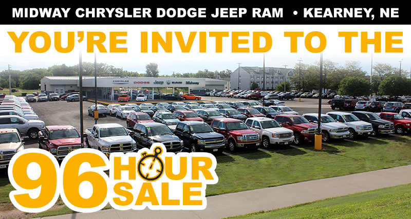 Hour Sale At Midway Chrysler Dodge Jeep Ram Midway Chrysler - Midway jeep chrysler dodge ram