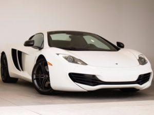 PreOwned Luxury Car