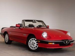 Alfa Romeo Spider Veloce Convertible For Sale Denver Colorado - Alfa romeo for sale