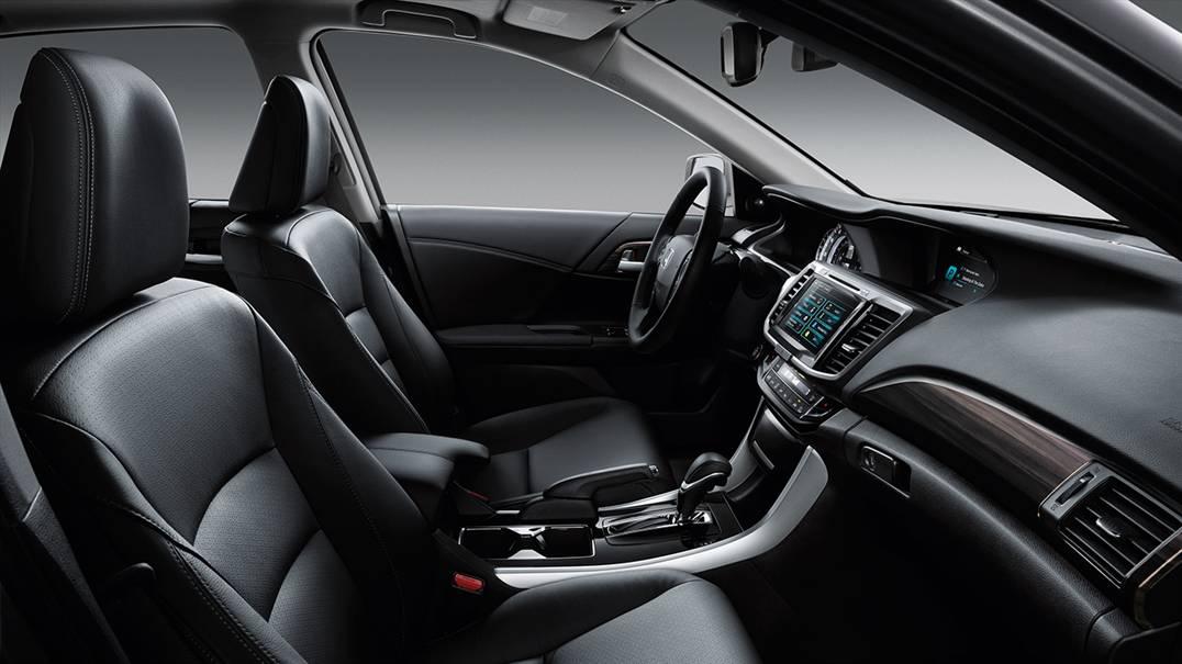 2016 Honda Accord Trims