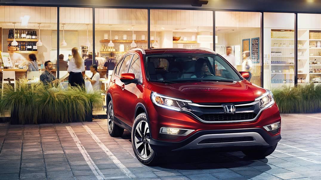 2016 Honda CR-V Price