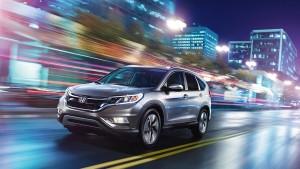 2016 Honda CR-V Reviews