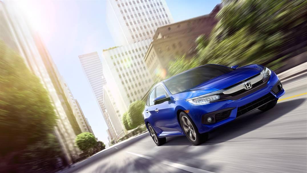 2016 Honda Civic Performance