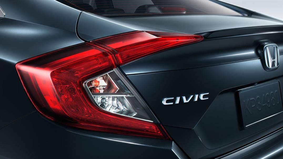 2016 Honda Civic Redesign