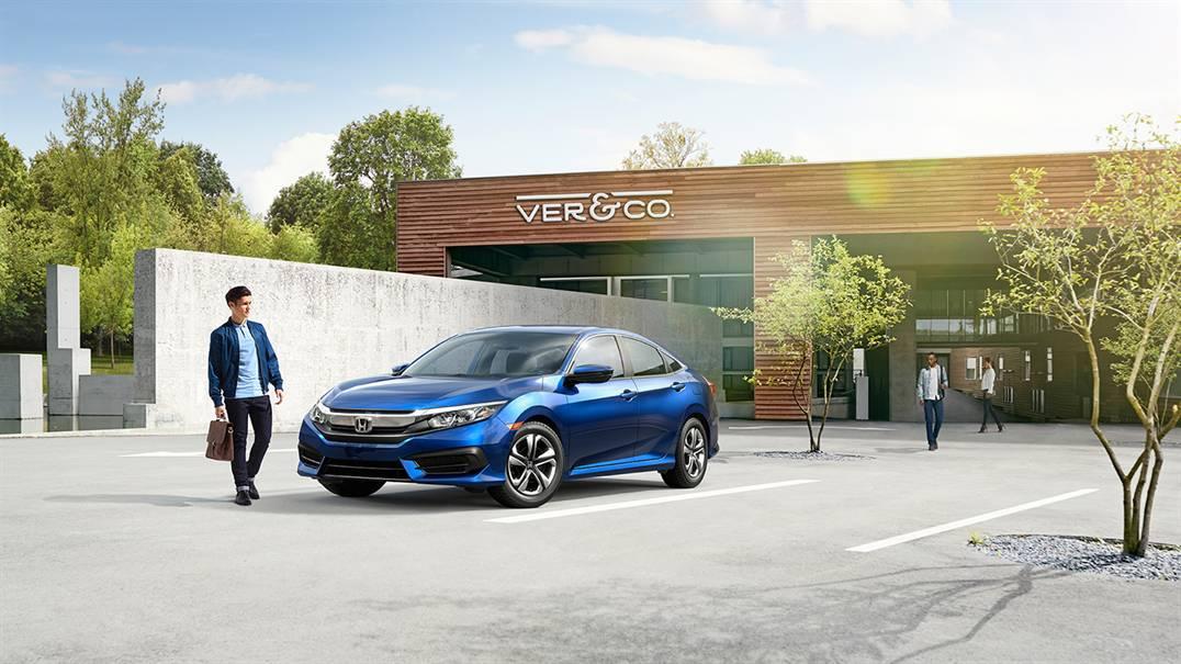 2016 Honda Civic Trims