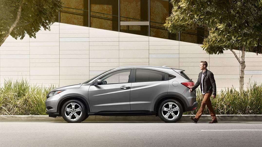 2016 Honda HR-V exterior