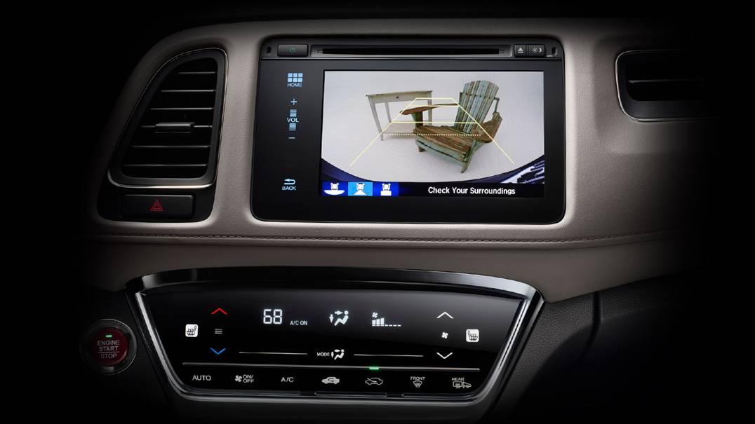 2016 Honda HR-V Rear Camera