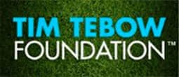 Nimnicht Supports the Tim Tebow Foundation