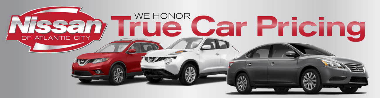 Nissan of Atlantic City Honors All TrueCar Pricings! | Nissan of ...