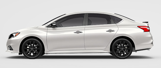 Sentra Midnight Edition