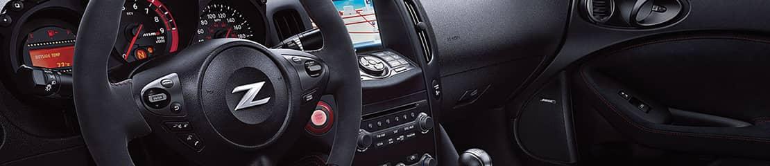 370z Interior