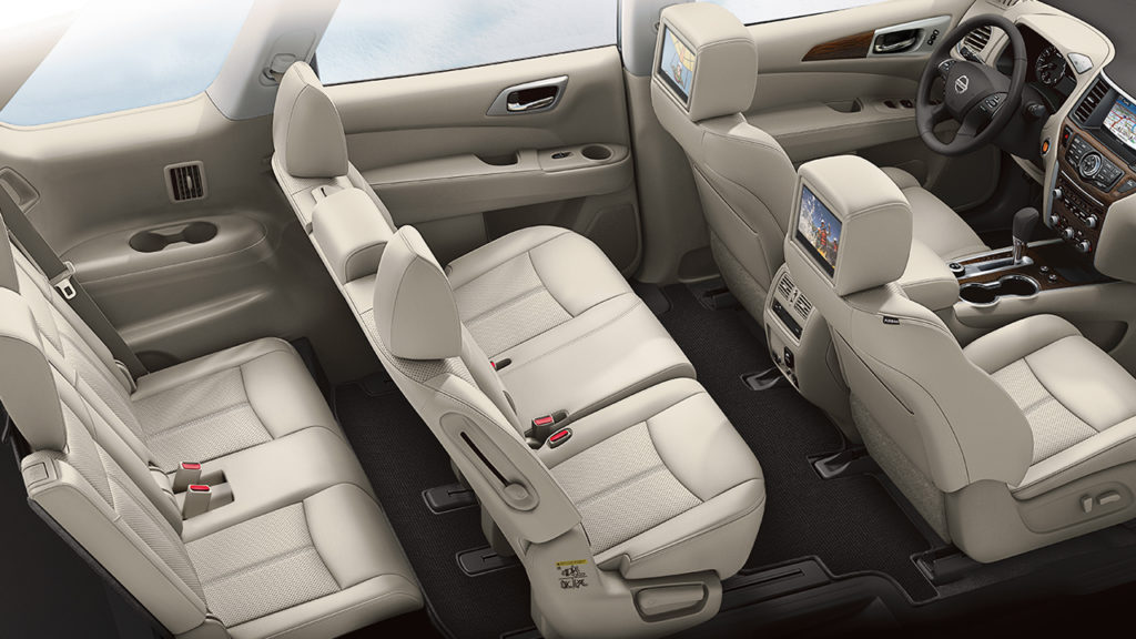 Incite Any Adventure in the Nissan Pathfinder from Nissan of Union ...
