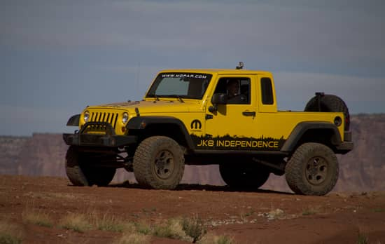 Jeep Wrangler JK-8 Pickup Conversion Kit | Normandin