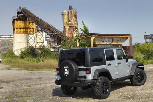 Additionally, For Refined Shifting And Greater Performance, The Jeep  Wrangler Migrates From A Four Speed To A New Five Speed Automatic  Transmission.