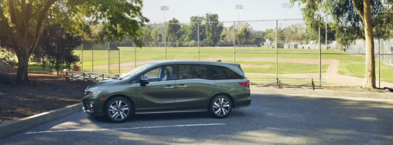 ... Fresh New Colors in Store for the 2018 Honda Odyssey? | O'Neill Honda