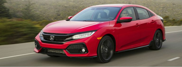 New Color Options in Store for 2017 Honda Civic Hatchback | O ...