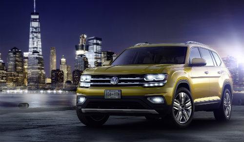 2018 Volkswagen Atlas