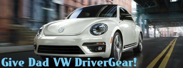 Father's Day 2016 VW DriverGear gift ideas