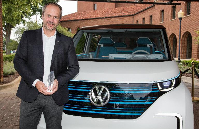 VW BUDD-e 2016 Concept Truck