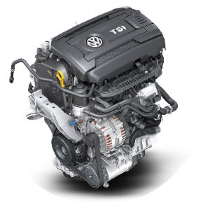 Golf TSI Engine