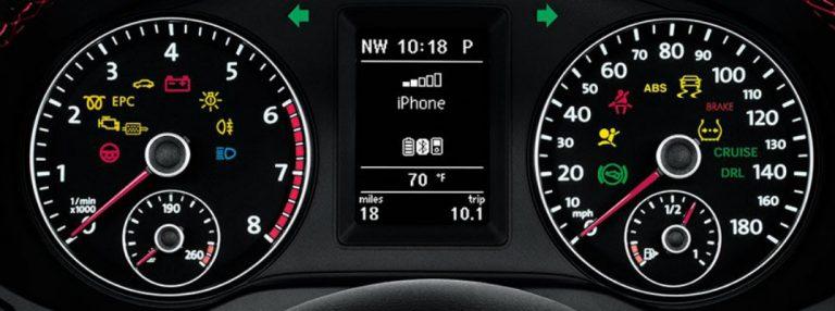 What Do the Volkswagen Warning Lights Mean? | Owens Murphy Volkswagen