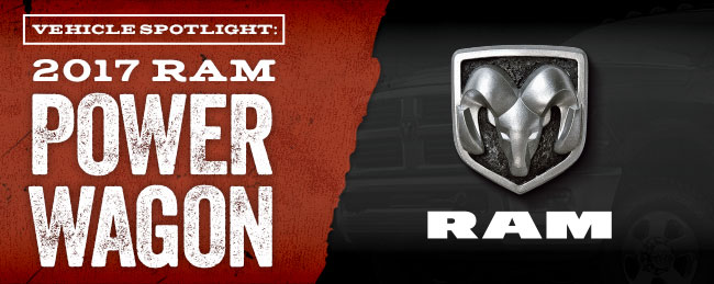 Ram Power Wagon Spotlight