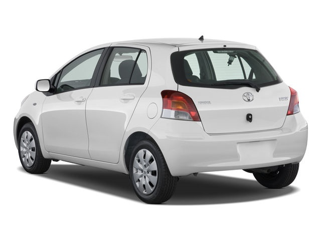 Best Used Cars Under 10k Get The 2011 Toyota Yaris Today