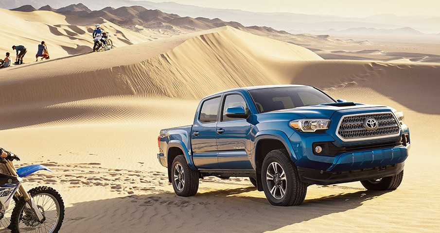 Off The Beaten Path Great Off Road Vehicles Penn Toyota