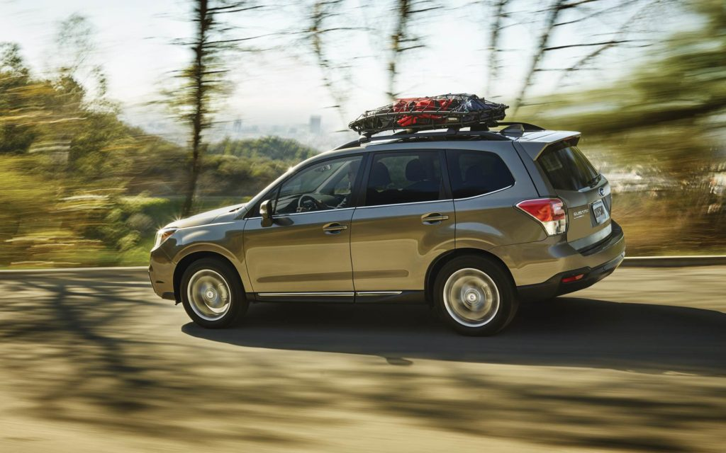 2017 Subaru Forester Is This The Best Small Suv For Tampa Drivers