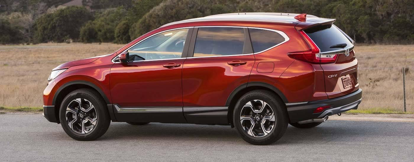 Honda CR-V Design