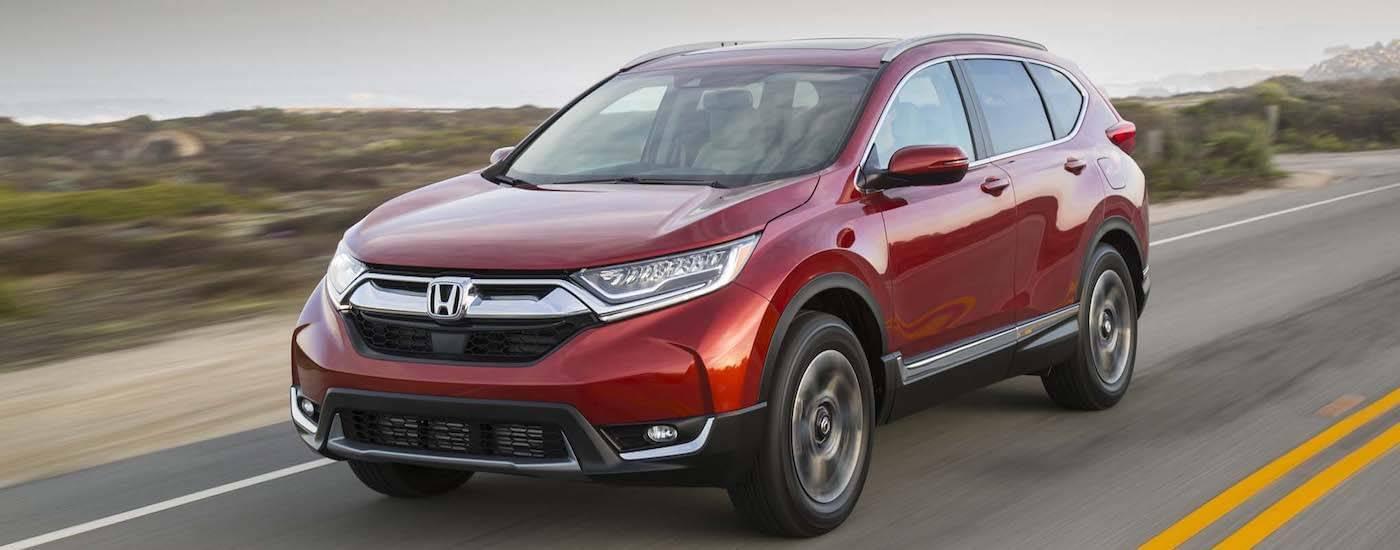 Honda CR-V Performance