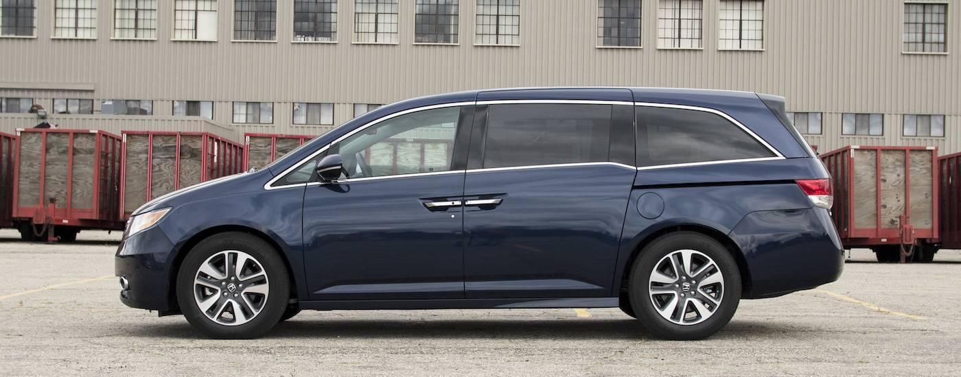 Honda Odyssey Performance