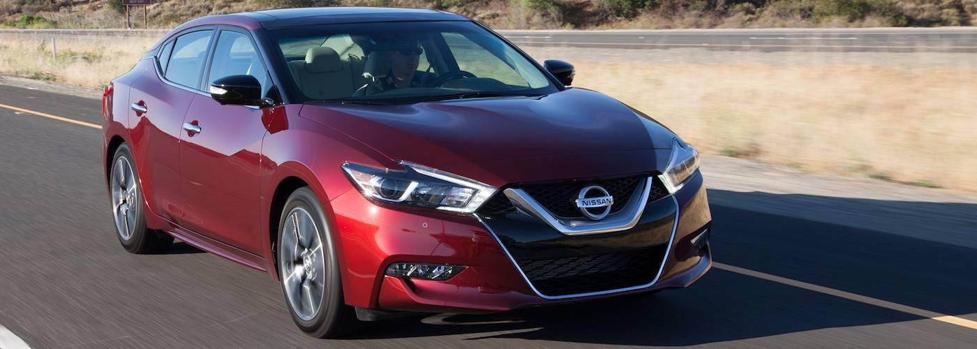 Nissan Maxima Performance