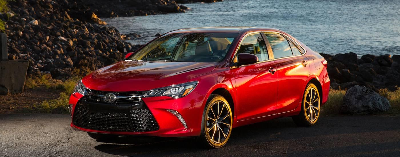 Toyota Camry Design